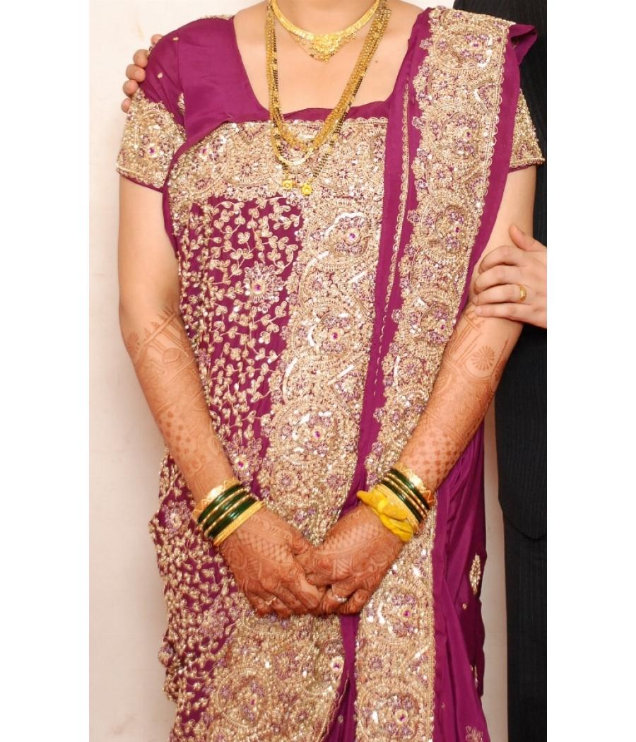 Fabulous Designer Saree