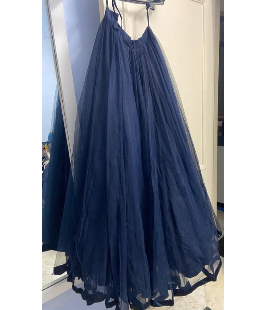 Indo western dress with beauty of Gown & flexibity of kurta & lehenga