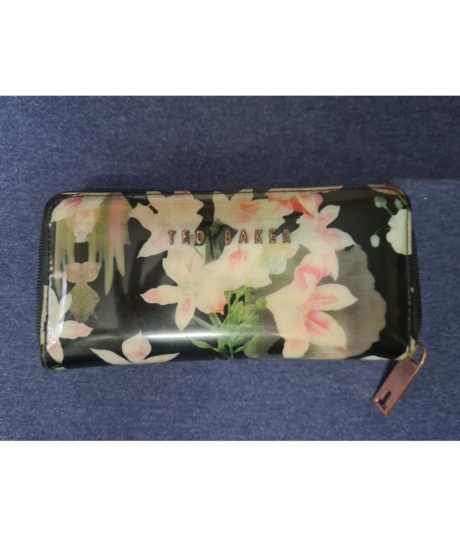 Ladies floral wallet