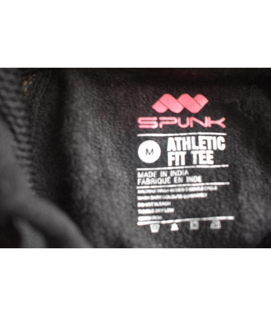 Spunk Athletic fit Hoodie top