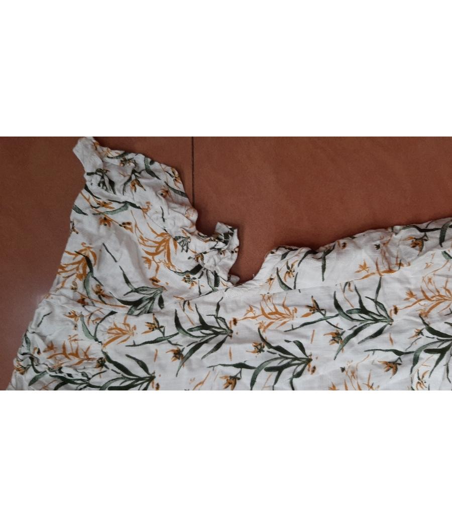 Cherokee floral print top
