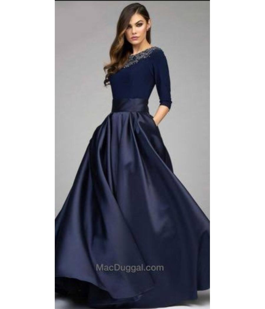 Royal blue grown