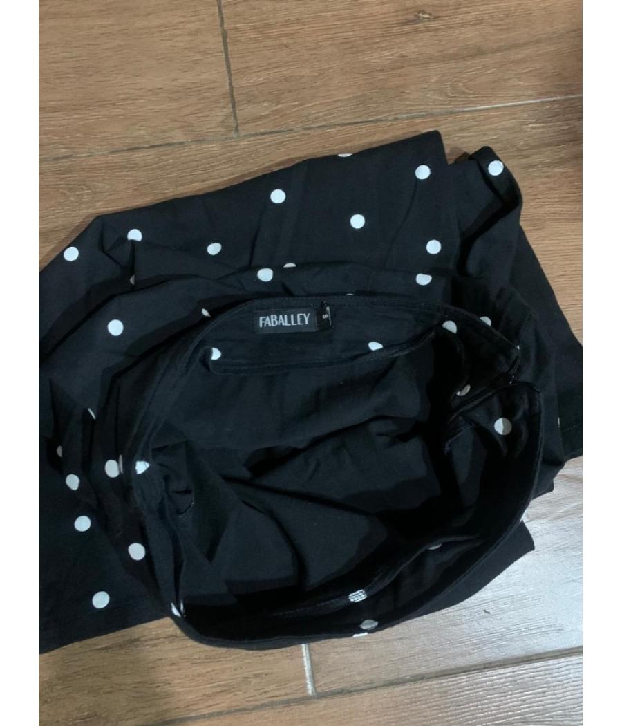 Faballey Black Skirt