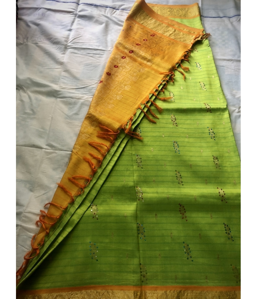 Kanchipattu Saree