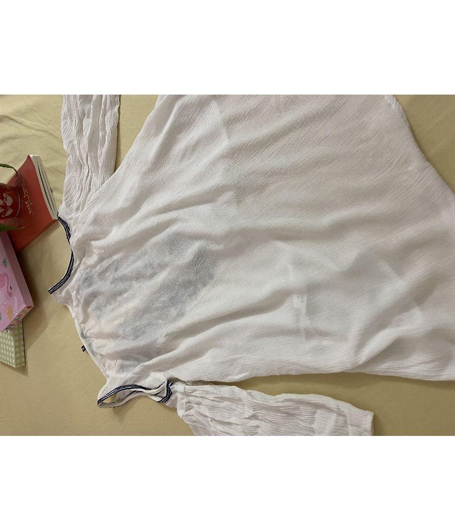 White Nuon Top