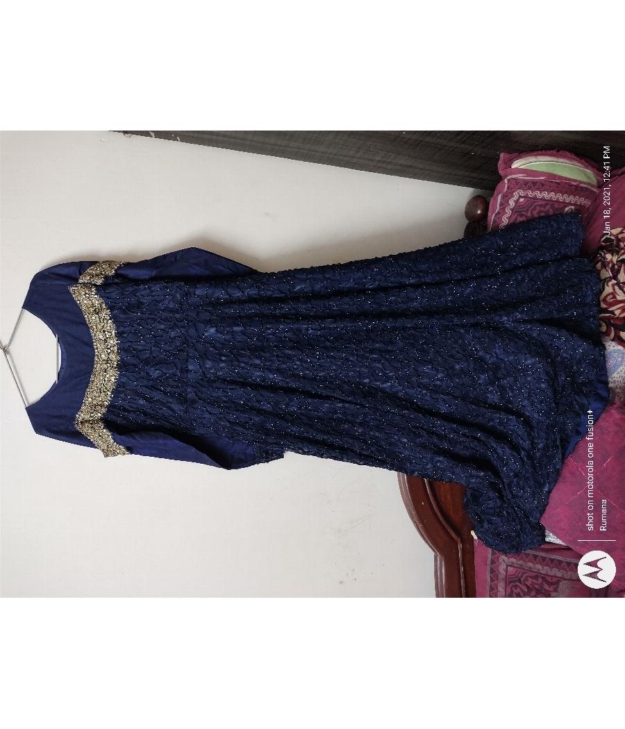 Ethenic gown