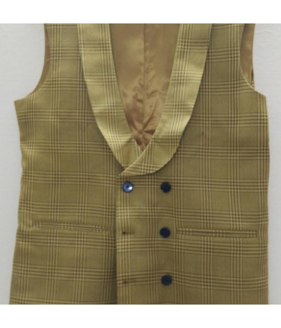 Waistcoat Double Breated