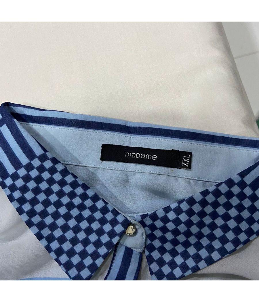 Madam Brand High Quality Printed Shirt