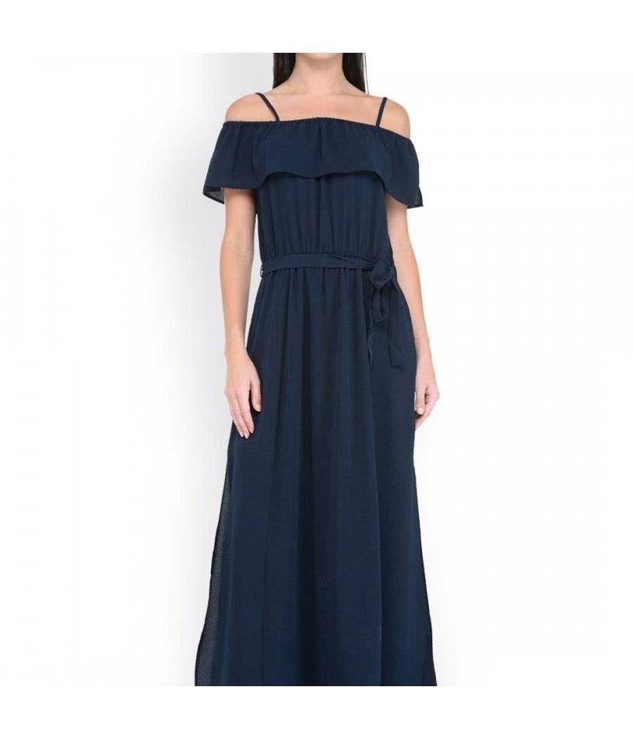 Gypsy Solid Maxi Dress