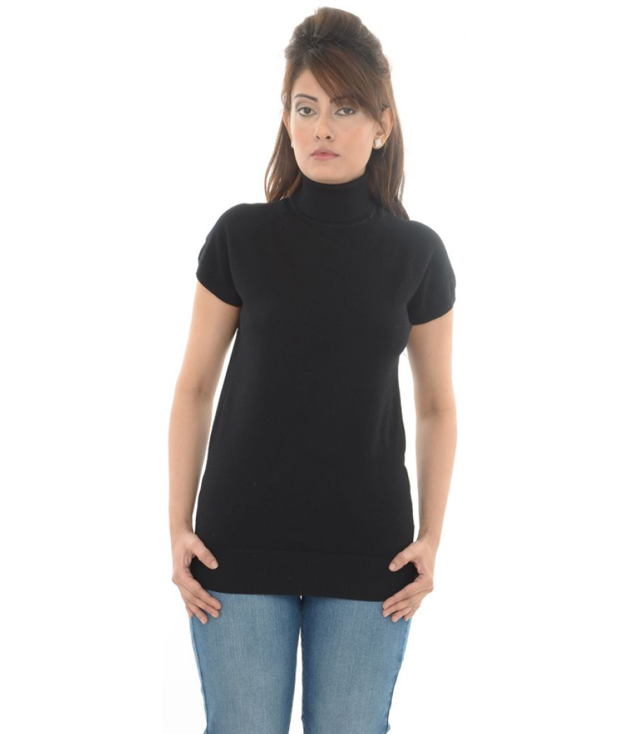 Lefties Collection Woollen High Neck Sweater