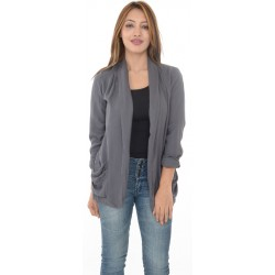 New look Grey Front Pockets Jacket