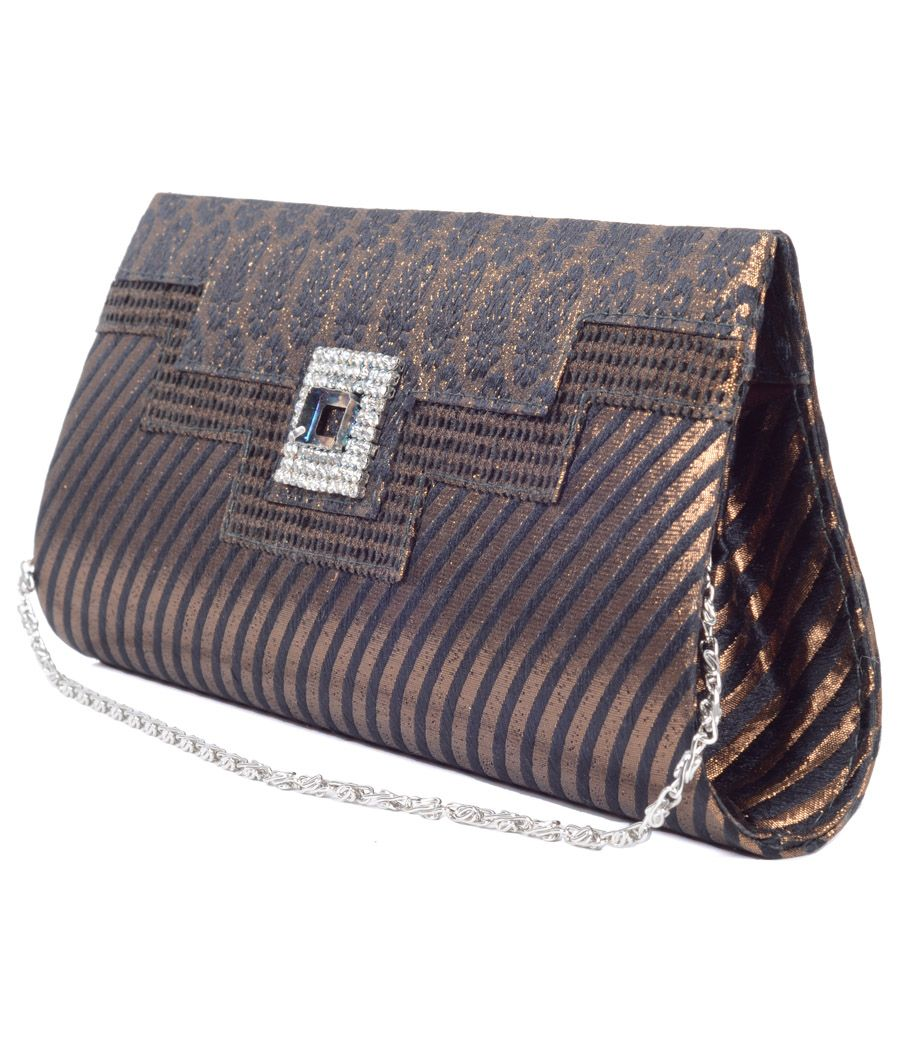 Desi Style Clutch With Chain