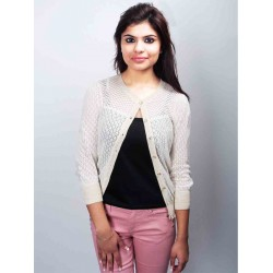 Atmosphere Cream Cardigan