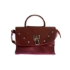 Envie Faux Leather Coffee Brown Colour  Solid Sling Bag