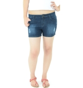 Denim Love Blue Shorts