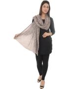 Grey Printed Pashmina Shawl