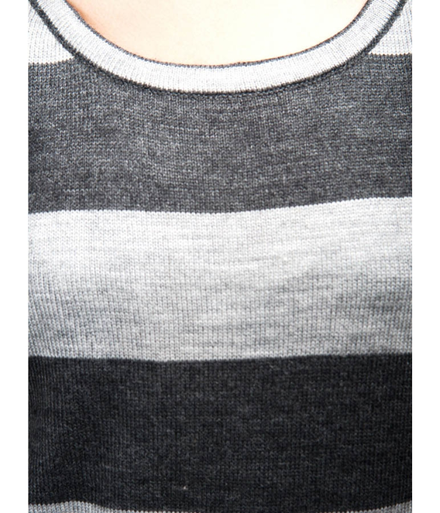 Black and Grey Sweater (Lee)