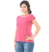 Rettrap Pink Sequin Top