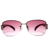 Parim Pink Cockpit Sunglasses