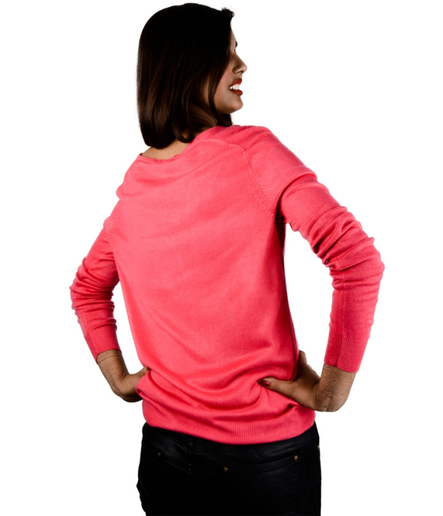 Marks and Spencer Pink Sweater