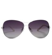 Parim Purple Aviators with Cream Frame