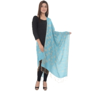 Blue Starry Chic Shawl