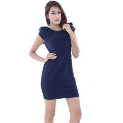 Asos Navy Blue Dress