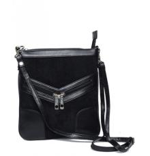 Buck Leather Sling Bag
