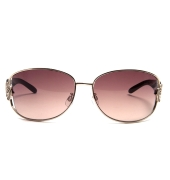 Parim Pink Biker Sunglasses