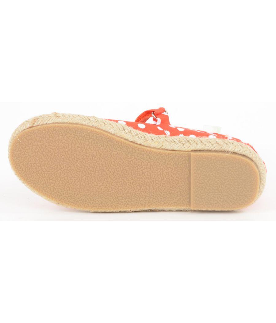 Joy n Fun Orange Polka dots bellies for Girl