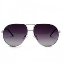 Parim Purple Avaitors With White Frame