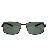 Parim Green Square Shaped Aviators
