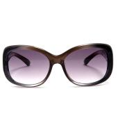 Parim Purple Cateye Sunglasses