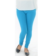 Sky Blue Leggings - 800 GSM