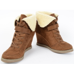 FGM Paris Gorgeous Brown Boots