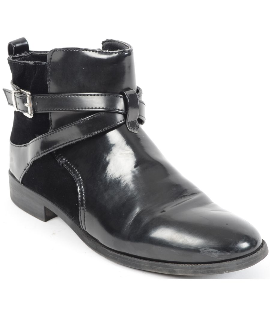 HM Ankle Length Leather Boots