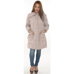 Wallis Long Cream Coat