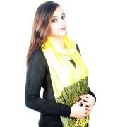 Yellow Modal Stole