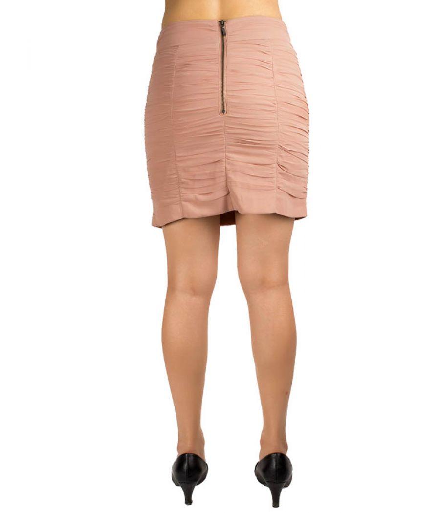 HM Nude Colour Skirt