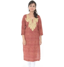 Vegetable Cotton Kurta