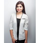 Max Mara White Jacket