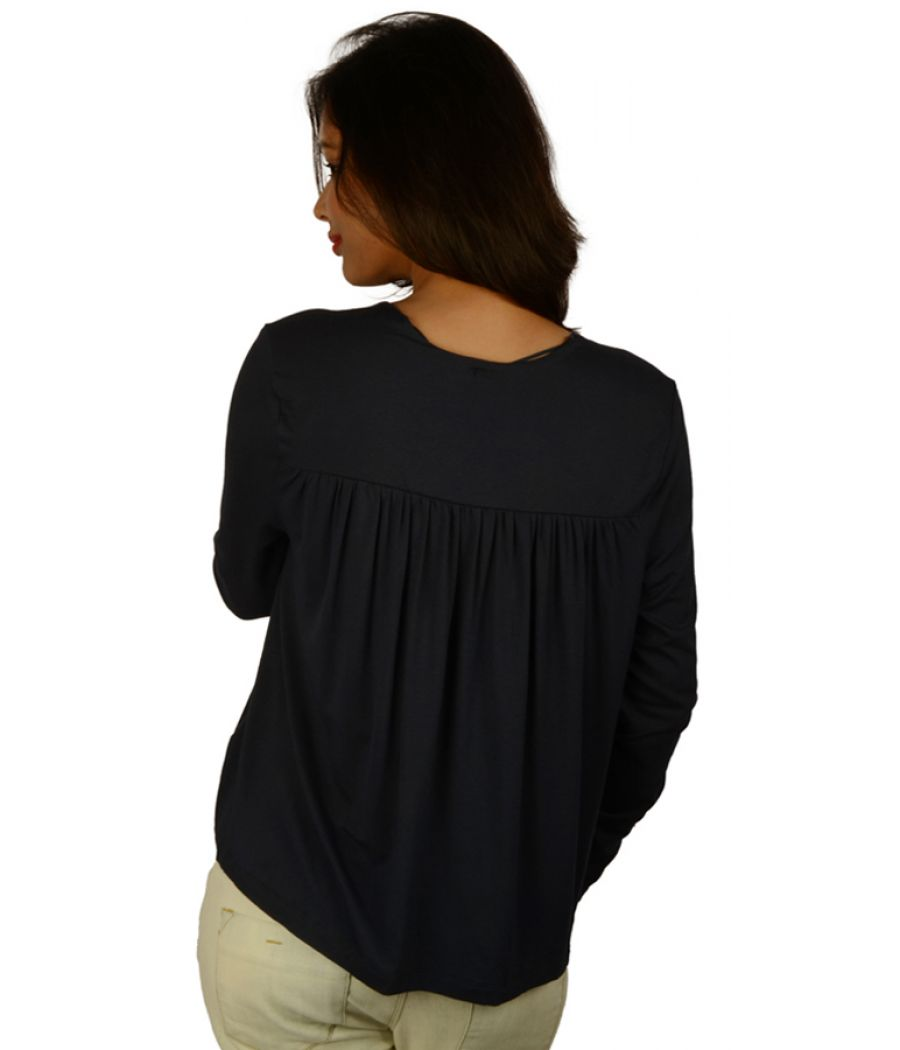 HM Navy Blue Shrug