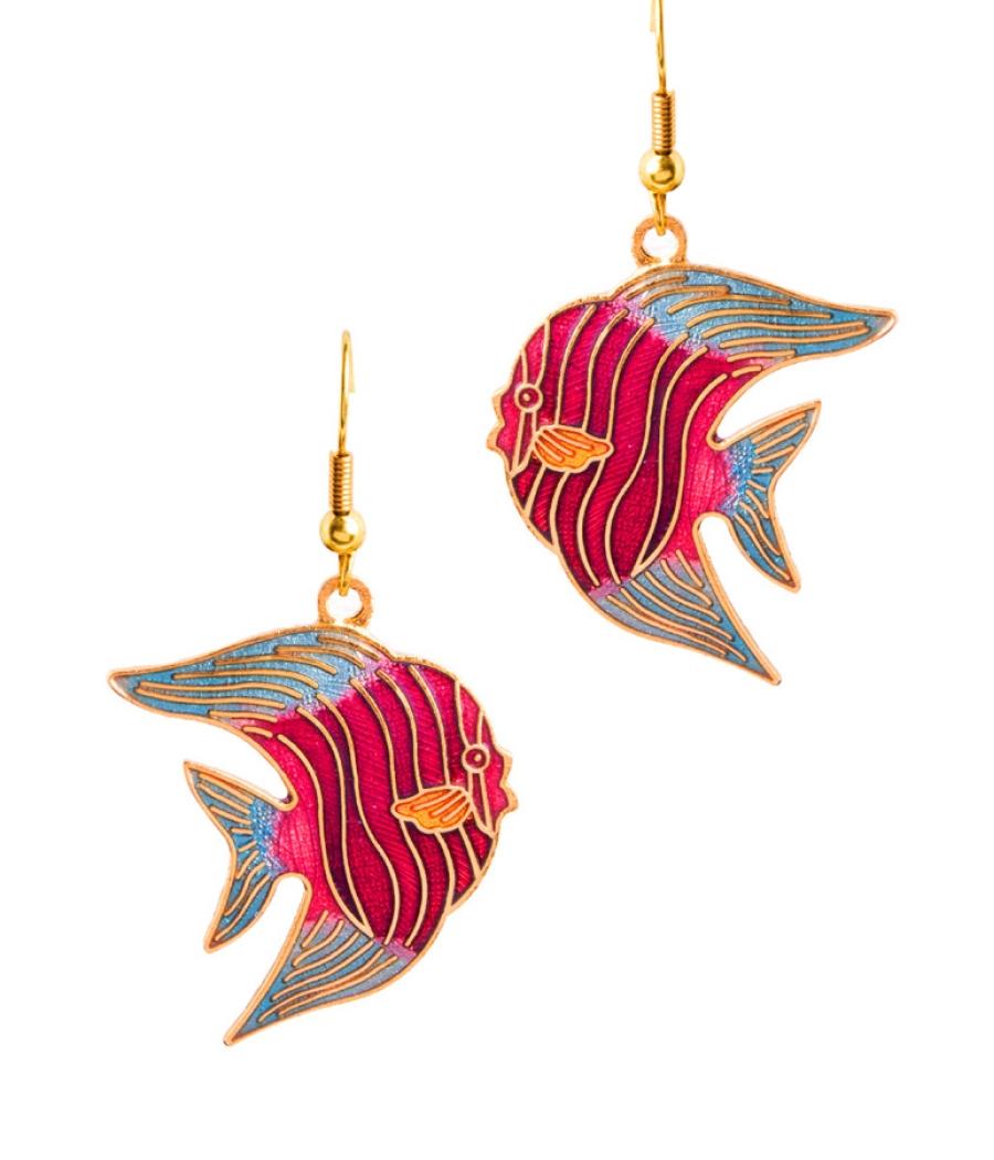 Fish Shaped Earring