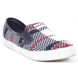Asos Geometric Print Loafers