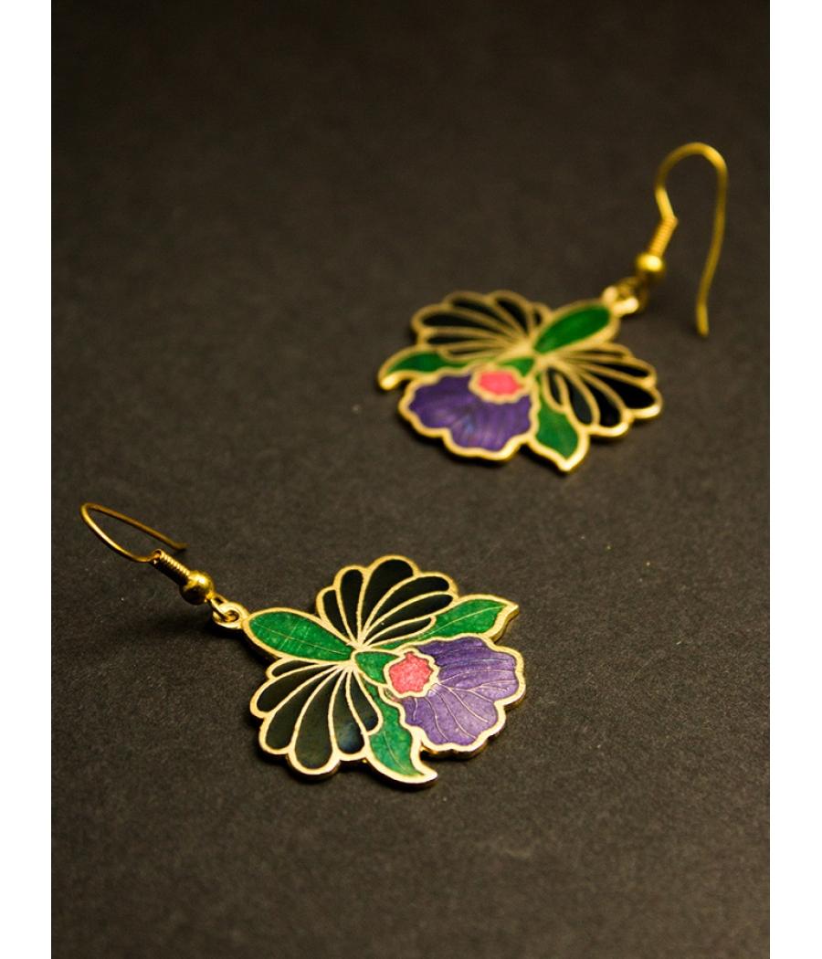 Maharashtrian Designer Earring