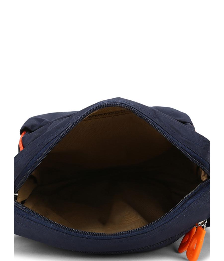 Envie Navy Blue Colour Sling Bag for Students