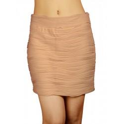 Miss Selfridge Nude Colour Skirt