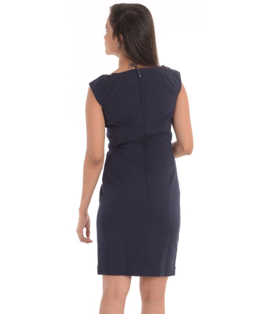H&M Blue Coloured Mini Dress