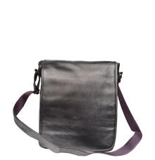 Sheep Leather Vertical Cross Bag