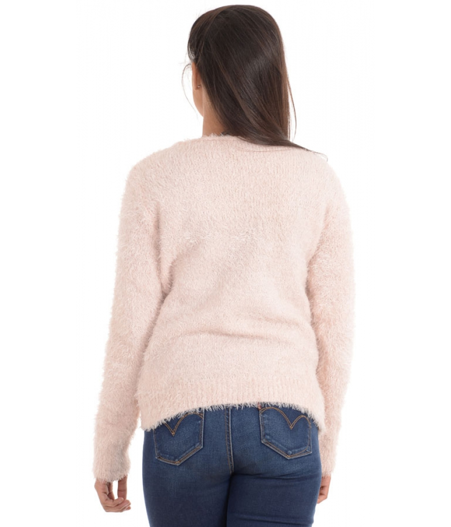 H & M Pink Coloured Sweater